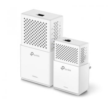KIT ADAPTADORES PLC/POWERLINE TL-WPA7510 KIT - PACK 2 UDS (TL-WPA7510+TL-PA7010) - 1000MBPS - DOBLE BANDA WIFI AC - PUERTO GIGAB