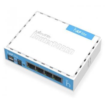 Punto de Acceso Mikrotic Hap Lite Classic RB941-2ND - Imagen 1